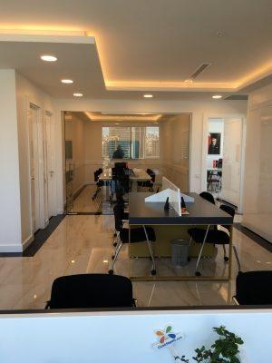 profesyonel ofis tadilatı ve ofis mobilyası Ankara