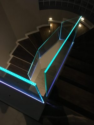 modern merdiven