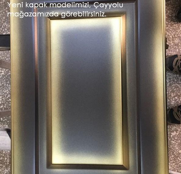 luxury mutfak dolabı kapağı