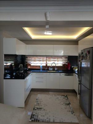 Bahçe Katı & Villa Mutfak Dolabı Modelleri