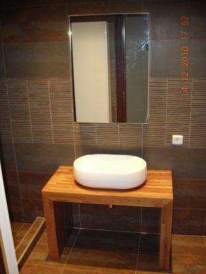 masif ahşap banyo dolabı modelleri Ankara