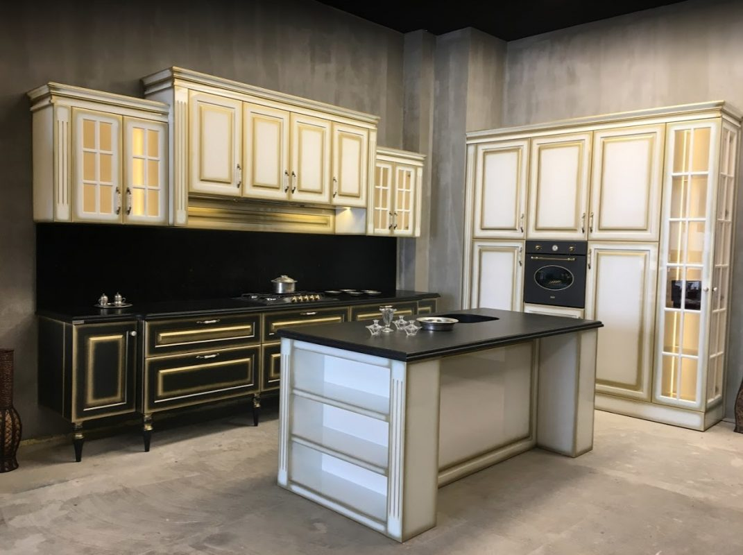 luxury mutfak dolabı modelleri